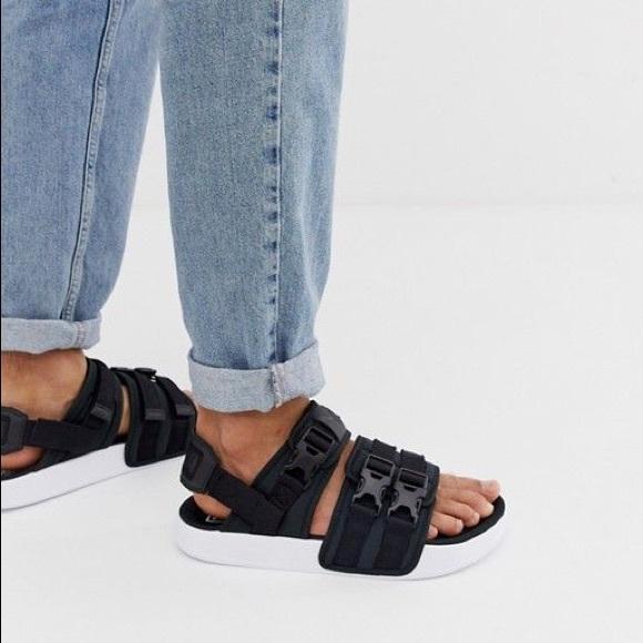 puma leadcat ylm 19 tech sandals